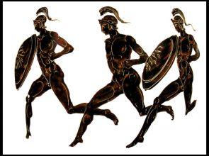 La course grecque